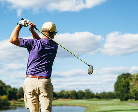 Golf at the LakeWood Club