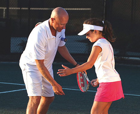 Tennis at the LakeWood Club