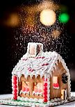 Culinary Academy: How to Decorate a Gingerbread House