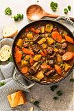 Culinary Academy: Soups, Stews & Braises